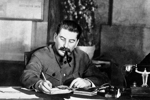 Кто вы, товарищ Сталин?