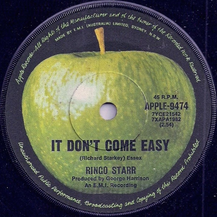 ringo-it-dont-come-easy